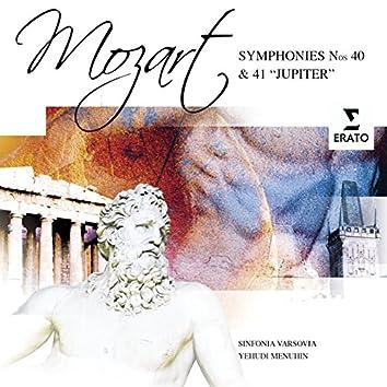 Mozart: Symphony Nos.40 & 41 'Jupiter'