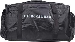 Ktyssp Portable Storage Bag Carry Case for 1/10 1/8 HSP TRX-4 SCX10 D90 RC Crawler Car