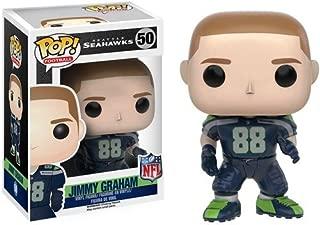 Funko POP NFL: Wave 3 - Jimmy Graham Action Figure