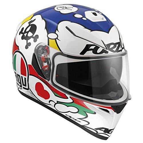 AGV 0301a2ey004s Helm Motorrad K-3SV E2205Multi PLK, S