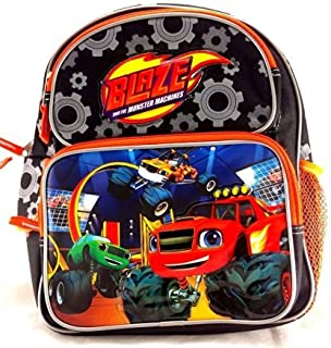 "Nickelodeon Blaze and The Monster Machines Large 16"" Backpack"