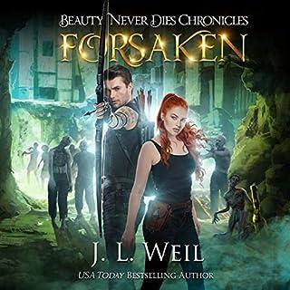 Beauty Never Dies Chronicles 3: Forsaken cover art