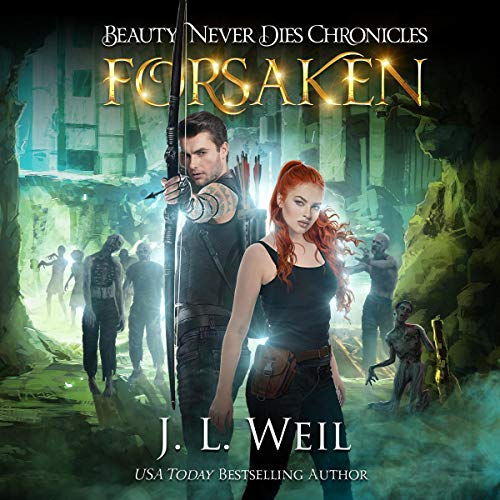 Beauty Never Dies Chronicles 3: Forsaken cover art