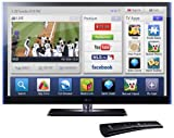 LG Infinia 1080p 600Hz Active 3D THX Certified Plasma HDTV with TruBlack Filter and Smart TV