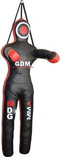 Gdm Mma Mma calidad superior Grappling dummy dummy Lucha Judo Artes Marciales Bolsa de boxeo de 70 pulgadas sin llenar