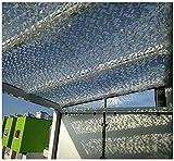 Red de camuflaje de 2 m, 3 m, 4 m, 5 m, 6 m, 7 m, 8 m, tela de camuflaje, visera de sol, toldo de aislamiento para tienda de campaña, visera para jardín o patio (tamaño: 10 x 10 m, color: blanco)
