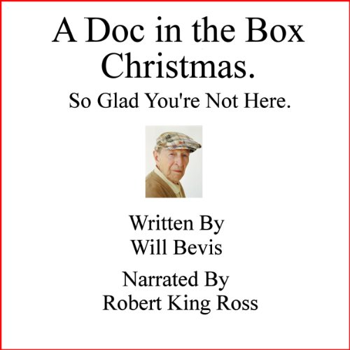 A Doc in the Box Christmas audiobook cover art