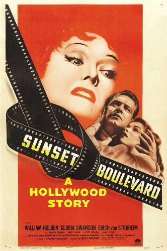 Sunset Blvd. 11 x 17 Movie Poster - Style B