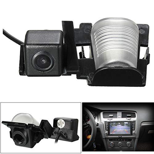 ZWwei Piezas de automóviles Sensor CCD Wireless HD Reversión de la cámara de Respaldo Trasera para 2012-2013 Jeep Wrangler Herramientas y Equipos de automóviles
