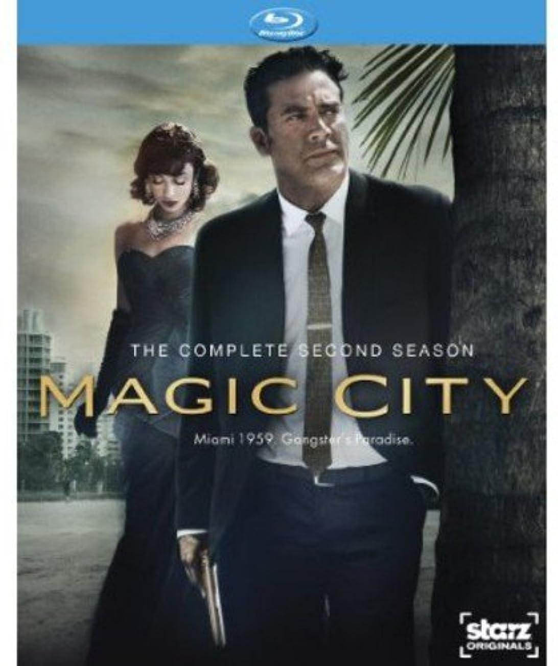 ロマンス排除シードMagic City: the Complete Second Season [Blu-ray] [Import]