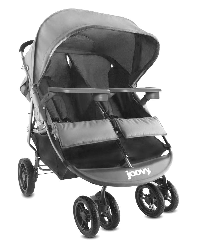 Joovy Scooter Credence Max 46% OFF X2 with Tray Stroller Side Stroll Double by