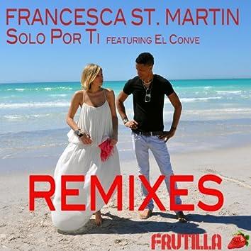 Solo Por Ti (Remixes)