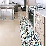 Zoom IMG-2 emmevi tappeto cucina piastrella maiolica