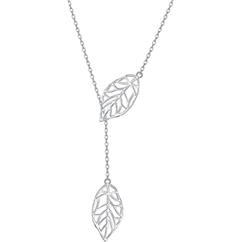 Triangle Swirl 925 Sterling Silver Pendant Necklace Chain Women Jewellery Gifts