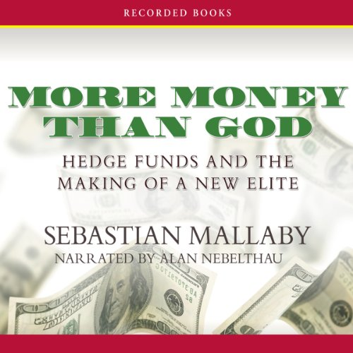 More Money Than God audiobook cover art
