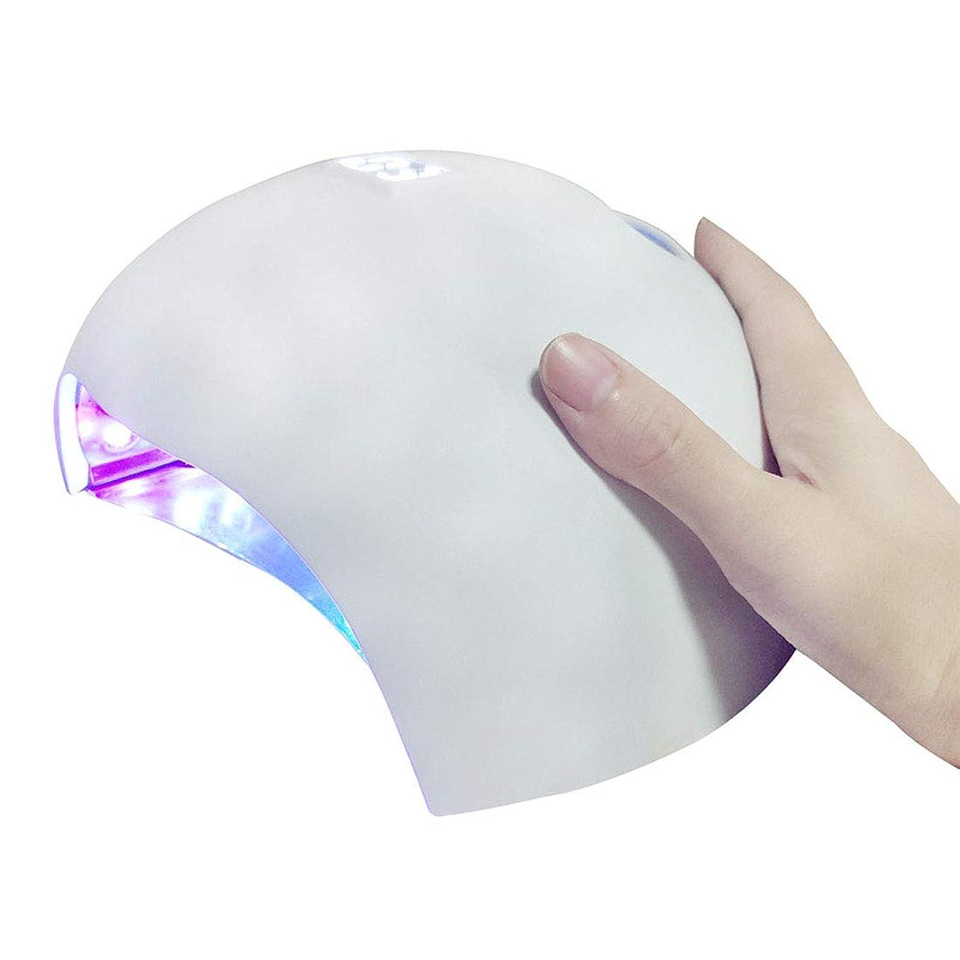 請求樫の木霧シェラックおよびゲルの釘のための専門の紫外線およびLEDの釘ランプそして釘のドライヤーの表示