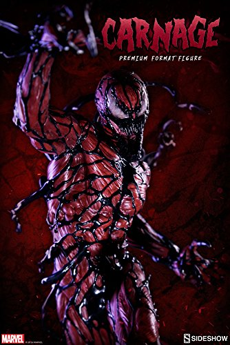 Sideshow Collectibles Carnage Collectible Figur