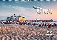 Ruegen entdecken (Wandkalender 2022 DIN A2 quer): Traumhafte Kuestenlandschaften (Monatskalender, 14 Seiten )