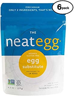 The Neat Egg Substitute, 4.5 Ounce - 6 per case.