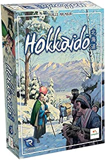 Renegade Game Studios Hokkaido Board Game for 2 to 5 Players Aged 8 & Up