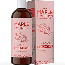 Image of a bottle of Maple Holistics Conditioner