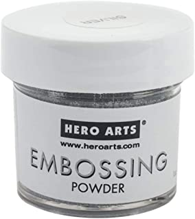 Hero Arts Detail Embossing Powder, Silver Sparkle