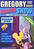 GREGORY HORROR SHOW VOL.3-THE LAST TRAIN-[DVD]