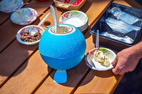 Play and Freeze, Ice Cream Ball- Ice Cream Maker, (77349)
