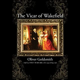The Vicar of Wakefield cover art