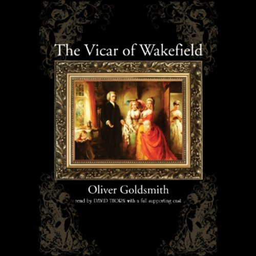 The Vicar of Wakefield copertina