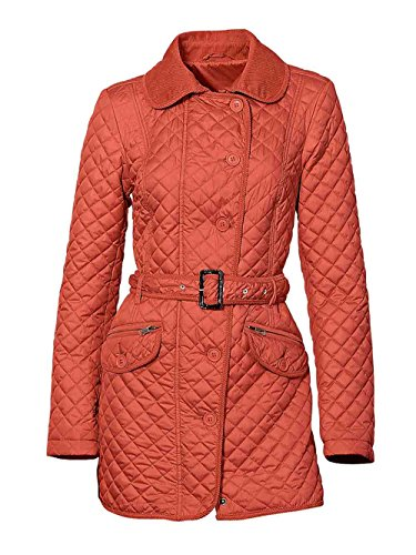 Heine - Best Connections - Chaqueta - Opaco - para mujer Terracota 36
