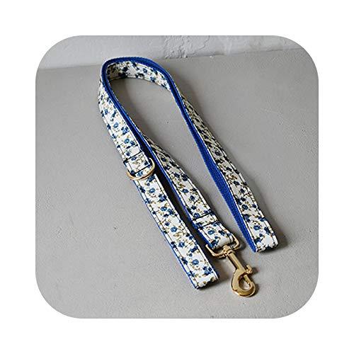 Pet Supplies - Collar de nailon para perros y animales de compañía para Bulldog Frances Bul Dog Leash-L