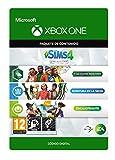 THE SIMS 4 BUNDLE (SEASONS; JUNGLE ADVENTURE; SPOOKY STUFF) - Xbox One – Código de descarga