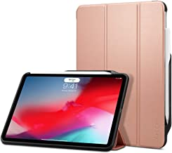 Spigen Smart Fold 2 Designed for iPad Pro 11 Case (2018) - Rose Gold