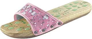Jiyaru Wodden Geta Casual Style Getas Breathable Slippers Outdoor Indoor for Women