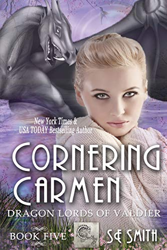 Cornering Carmen: Dragon Lords of Valdier Book 5