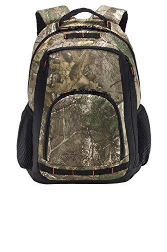Port Authority® Camo Xtreme Backpack. BG207C Realtree Xtra/Black OSFA