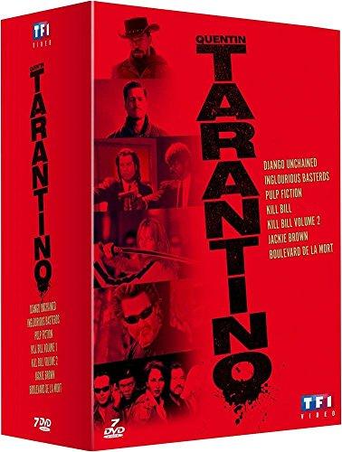 Quentin Tarantino - Coffret 7 films