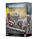Games Workshop Warhammer 40k - Zone de Bataille Manufactorum : Set d'Extension de Champ de Bataille