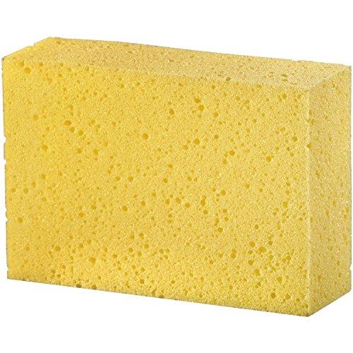 SCHULLER Fliesenschwamm, gelb, 160 x 110 x 50 mm, 1 Stück, 40800