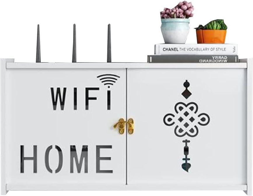 Floating Shelves Router Rack Living Se Fashionable Genuine Free Shipping Shielding Socket Box Room