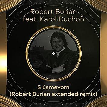S úsmevom (feat. Karol Duchoň) [Extended Remix]