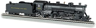 Bachmann Industries Trains Usra Light Pacific 4-6-2 Dcc Sound Value Equipped B&O #5213 Ho Scale Steam Locomotive