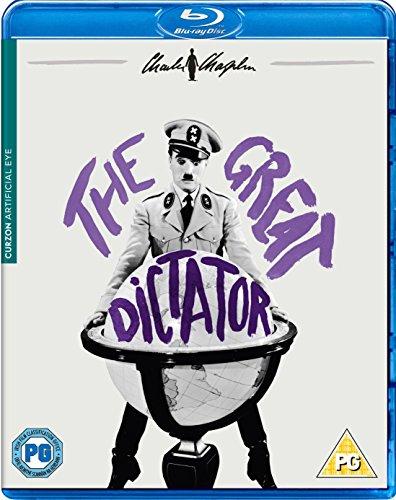 The Great Dictator - Charlie Chaplin Blu-ray [UK Import]