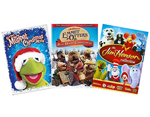 Ultimate Jim Henson Holiday DVD Collection: It's a Very Muppet Christmas Movie / Emmet Otter's Jug-Band Christmas / The Jim Henson Collection