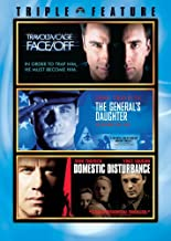 John Travolta Triple Feature: (Face/Off / The General's Daughter / Domestic Disturbance)