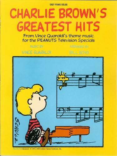 Charlie Brown\'s Greatest Hits Songbook (English Edition)