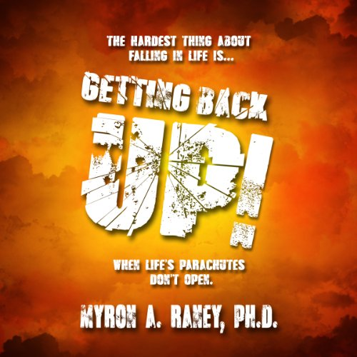 Getting Back Up! audiobook cover art