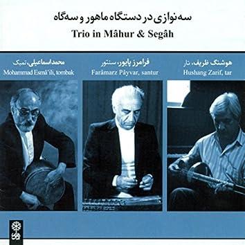 Trio in Mahur & Segah