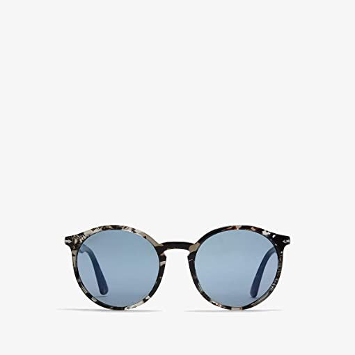 Tortoise Grey/Light Blue Anti-Reflective Coating